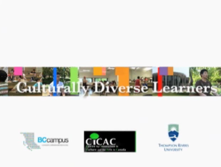 Supporting Culturally Diverse Learners