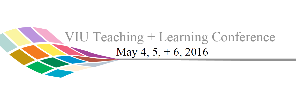 VIU Teaching and Learning Conference
